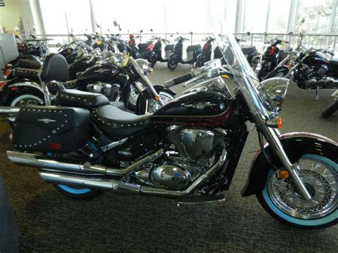 2013 Suzuki Boulevard C50t by 2013 Suzuki Boulevard C50t Cruiser For Sale On 2040 Motos