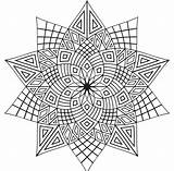 Coloring Pages Kaleidoscope Printable Adults Sheets Teenagers Sheet Graphic Getcolorings Unlimited Fascinating Getdrawings Colorings Limited sketch template