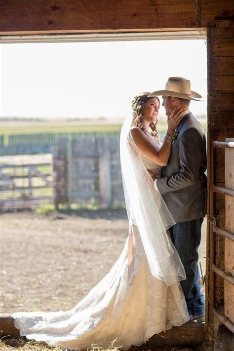 western style barn wedding western weddings wedding