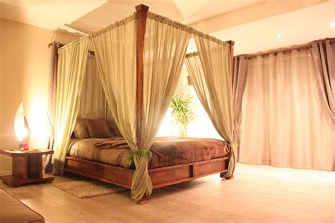 ambiance romantique chambre chambre romantique avec ambiance exotique et spa