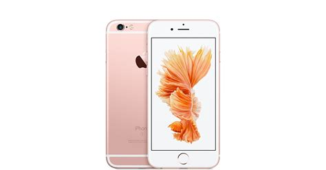 rosegold iphone iphone 6s 32gb gold apple