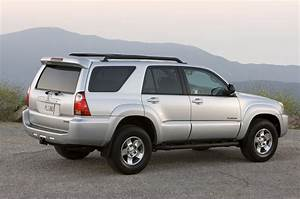 2006 Toyota 4runner Reviews And Rating