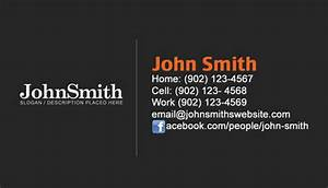 Personal calling card template business cards template photoshop business card sample colourmoves