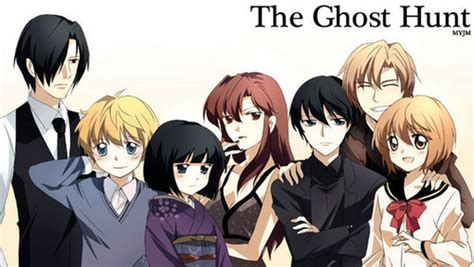 Ghost Hunt Anime Wallpaper - ghost hunt images s p r wallpaper and background photos