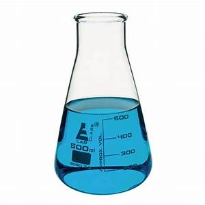 Conical Flask Wide Neck - 500ml