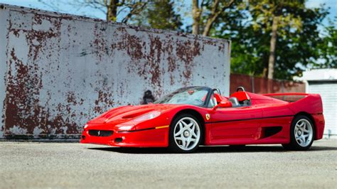 F50 Top Gear by The F50 Is Now For Sale Top Gear