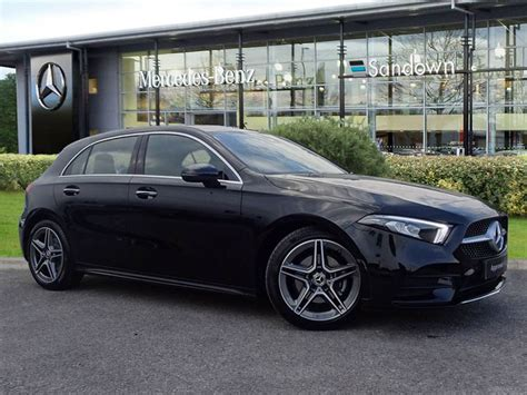 Mercedes A 180 Gebraucht by Used 2019 Mercedes A Class A 180 D Amg Line Executive