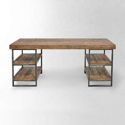 mueble recibidor hierro madera mesa comedor ratona