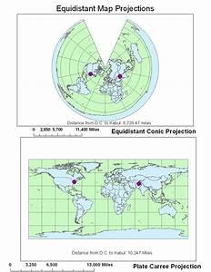 Megan Wall  Map Projections