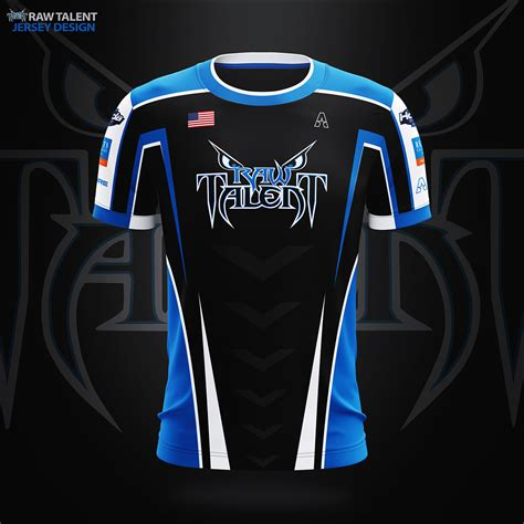 design a jersey akquire clothing co esports team jersey designs on behance