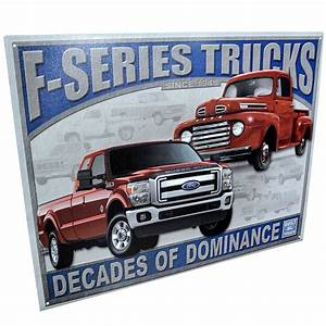 Decades Of Dominance F-Series Truck Sign | Agri Supply