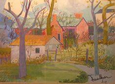 27 Henry Faulkner Kentucky artist ideas   kentucky artists ...