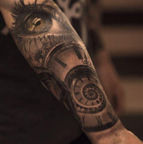 beeindruckende unterarm tattoo tattoosideencom
