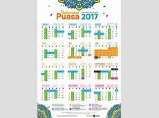 Gratis Downlaod Kalender Puasa 2017 By Syukr Hello Hijabers
