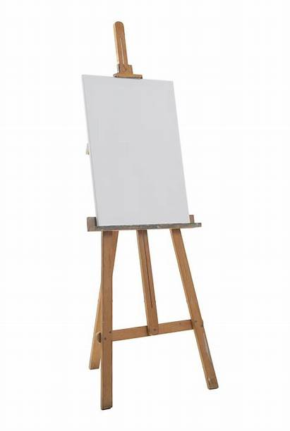 Canvas Stand Supporto Schildersezel Including Immagine Armacao