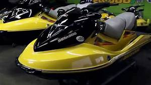 2004 Seadoo Bombardier Gtx Limited Supercharger