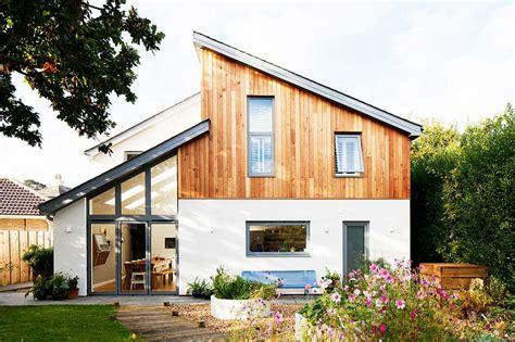 Angular Eco Home On A Small Plot  Homebuilding & Renovating