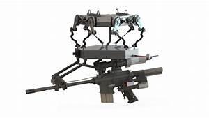 A defense company put a machine gun on a drone – TechCrunch