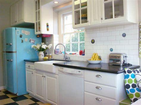 retro kitchen decor ideas 25 lovely retro kitchen design ideas