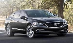 First Drive: 2017 Buick LaCrosse Shakes Up Near Luxury ...