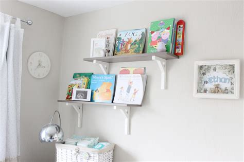 White Wall Shelves For Nursery Uk Thenurseries