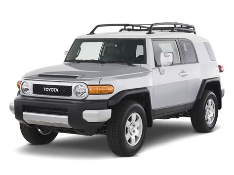 Toyota Fj Cruiser Mpg by 2007 Toyota Fj Cruiser Reviews And Rating Motor Trend