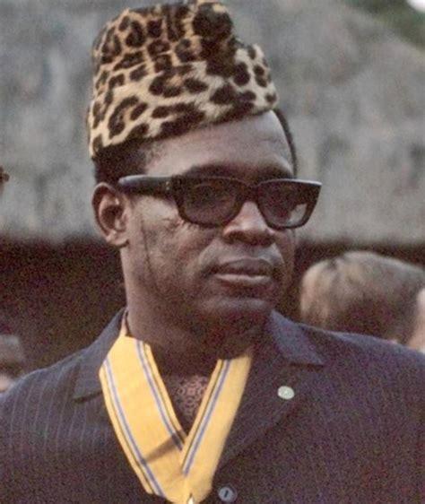 Mobutu Sese Seko - Movies, Bio and Lists on MUBI
