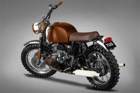 Bmw R45 Custom By Ton-up Garage