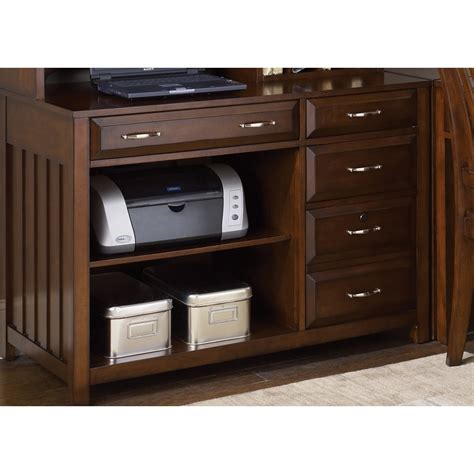 Office Furniture Credenza by Liberty Furniture Hton Bay Computer Credenza In