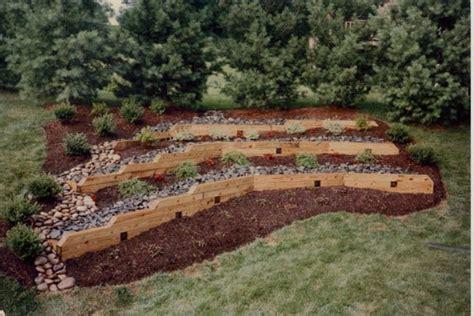 erosion landscaping rain gardens erosion control