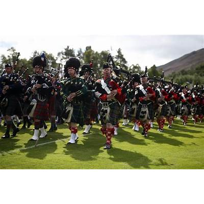 The Braemar Gathering at Balmoral: a Classic FM special