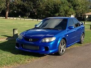 Find Used 2003 Mazda Protege Mazdaspeed Sedan 4