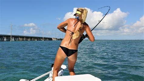 fishing florida bikini keys tarpon honda bahia rig