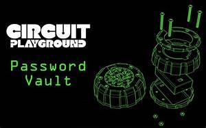 Overview | Circuit Playground Password Vault | Adafruit ...