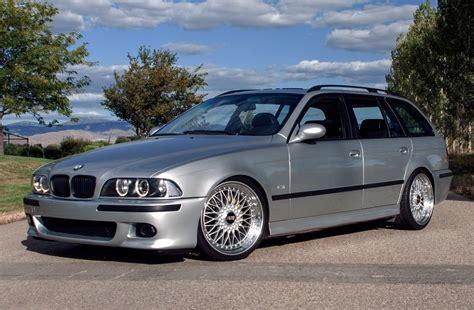 The Perfect Wagon? Gto-powered E39 Bmw