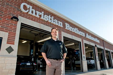 rolf blaettner owner christian brothers automotive