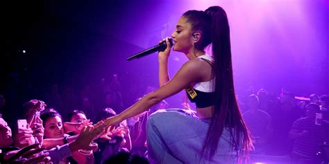 ariana grande planning tribute concert manchester