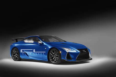Lexus Lc F  Exclusive First Look! Clublexus