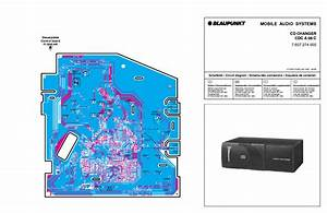 Blaupunkt Cdc A08 S 10 Lemezes Cd Changer Service Manual