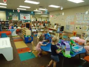Creative Preschool Classroom Center