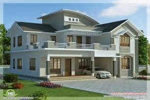 Home Design Free 2960 Sq 4 Bedroom Villa Design Kerala Home Design And Floor Plans