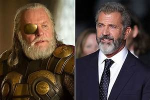 Mel Gibson Could Have Played Odin in the 'Thor' Movies