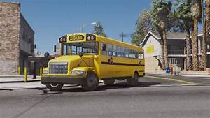 Caisson Elementary C School Bus  Add  Replace