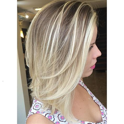 Ash Hairstyles Medium Hair by Mid Length Ash Hair With Layers Medium