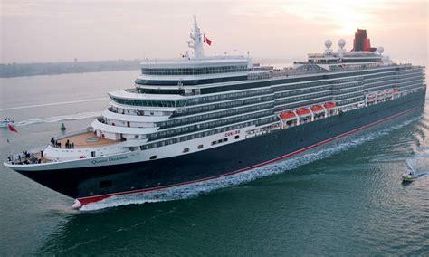 Queen Elizabeth - Itinerary Schedule Current Position | CruiseMapper