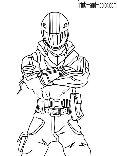 fortnite coloring pages print  colorcom coloring
