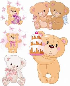 Cute cartoon bear vector Free vector in Encapsulated ...