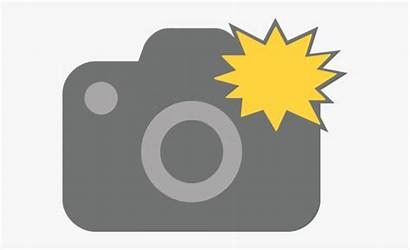 Camera Flash Clipart Cartoon Transparent Animated Netclipart