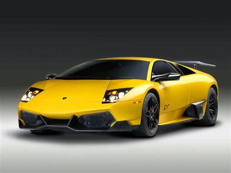 5 Fastest Lamborghini Supercars