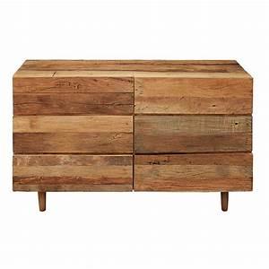 Möbel Aus Recyclingholz : doppelkommode mit 6 schubladen aus recyclingholz tennessee maisons du monde ~ Sanjose-hotels-ca.com Haus und Dekorationen